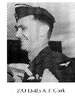 Photo of Hollis Clark– From:  University of Toronto Memorial Book Second World War 1939-1945.  The book was published by the Soldiers' Tower Committee, University of Toronto.   Submitted with permission, by Operation Picture Me.