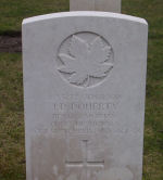 Grave Marker– Photo provided by The Commonwealth Roll of Honour Project