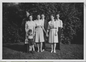 Family Photo– Submitted for the project, Operation Picture Me