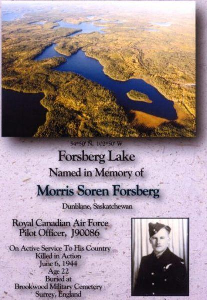 Forsberg Lake