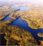 Forsberg Lake– Named in honour of a dear family member.