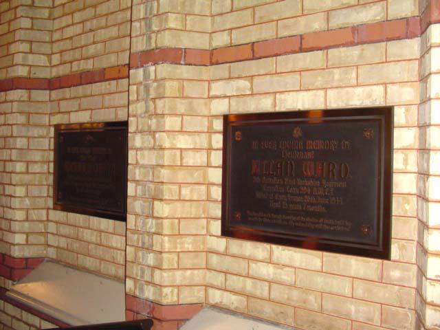 Photo 2 of Memorial Plaque
