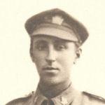 Photo de STANLEY MORTON COOPER – 1917 juste avant la bataille de Paschendale.