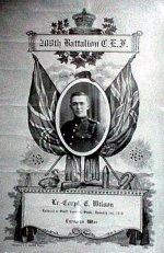 Photo of Cyril Wilson– Cyril Wilson 209TH Battalion