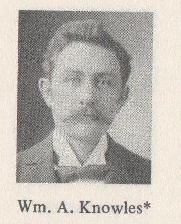 Photo of William Knowles