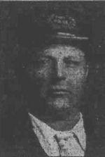Photo of Frederick Parker Rhodes– Private Frederick Parker Rhodes 113th Lethbridge Highlanders
