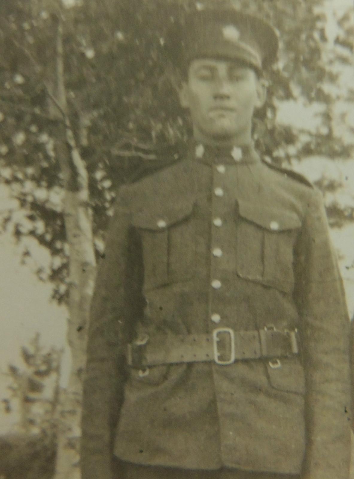 Photo of James Edgar Betler