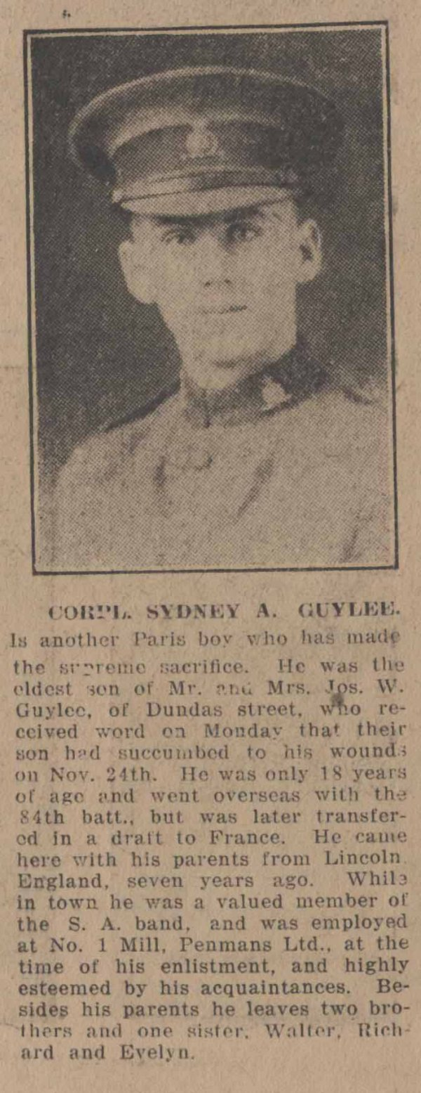 Newspaper Clipping (2)