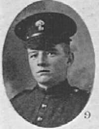 Photo of DAVID MCLAREN– In memory of the men who served with the 87th Battalion CEF. Submitted for the project, Operation: Picture Me