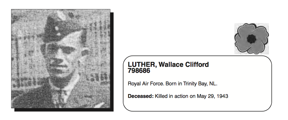 Photo of Wallace Clifford Luther