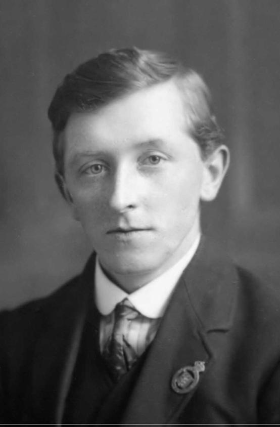 Photo of CHARLES IRVINE HINCHLIFF