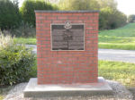 Memorial– The Memorial at Festubert France was unveilded and dedicated on 23 Oct 2011 to commemorate the actions of the 15th Battalion CEF (48th Highlanders of Canada) on 20 May 1915 during the Battle of Festubert.  Photo by BGen (ret) G Young and submitted by Capt (ret) V Goldman of the 15th Battalion Memorial Project.