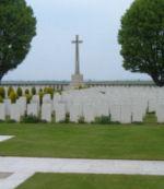 Cimetière de La Route d'Arras