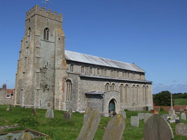 Salthouse (St Nicholas) Church