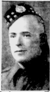 Photo of Rufus Parent– From the Windsor Daily Star. Submitted for the project, Operation: Picture Me