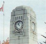 Battle Street Cenotaph Memorial– Battle Street Cenotaph Memorial in Kamploops, British Columbia.