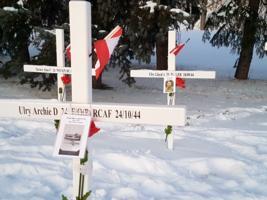 Memorial– Ulry Bothers, Field of Crosses Project. Calgary, Alberta.