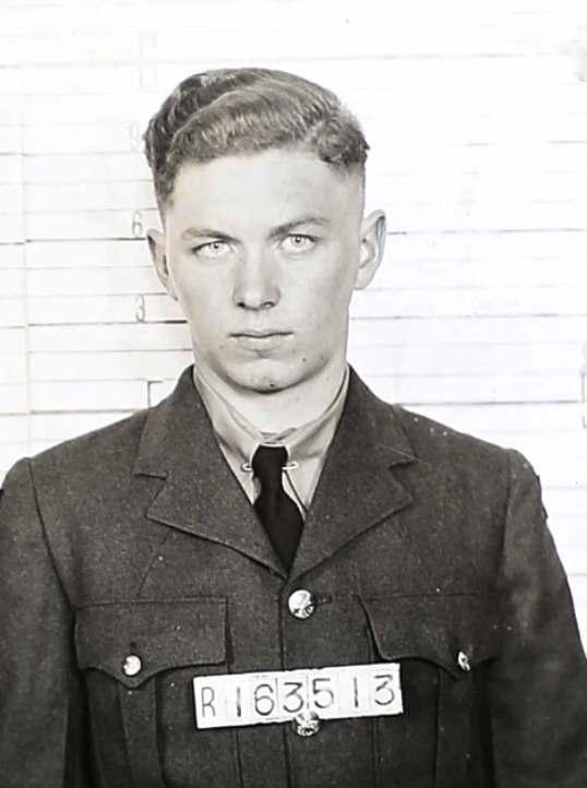 Photo of HUGH GORDON GILCHRIST– Submitted for the project, Operation Picture Me