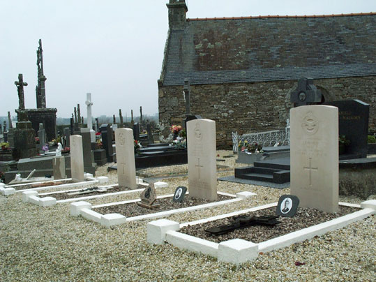Le Conquet Communal Cemetery
