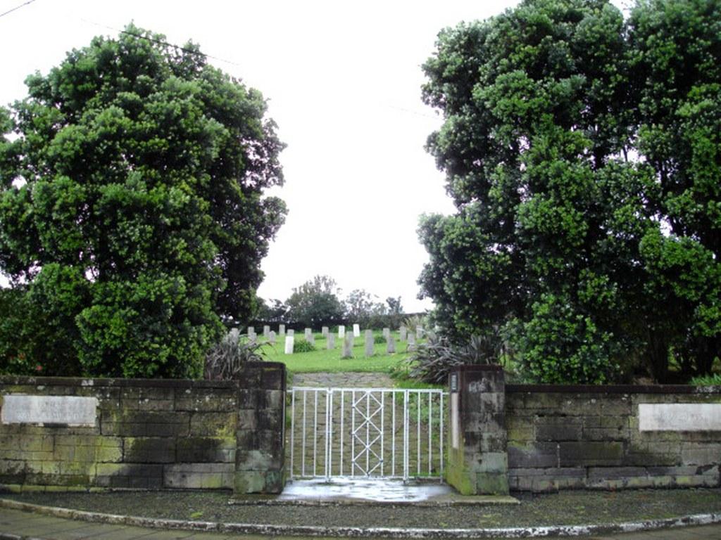 Lajes War Cemetery