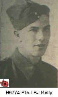 Photo of Lawrence Kelly– In memory of those who served in Hong Kong during World War II and did not come home. Submitted with permission on behalf of the Hong Kong Veterans Commemorative Association by Operation: Picture Me.