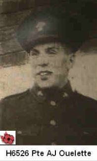 Photo of Joseph Philias Alfred Ouelette