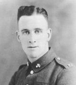 Photo of Archibald Ruterford– Lance Sergeant Archibald Rutherford who died as a Prisoner of War in Hong Kong
