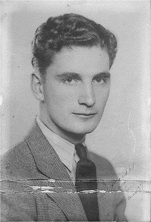 Photo of Alfred Earl Joynt