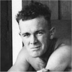 Photo of Howard Wynne Haslett– Howard at Changi, 1938