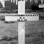 Grave Marker– Howards grave.