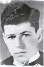 Photo of William Ian Meech– From the Sydney Academy Memorial booklet, published by the Student's Assembly in memory of former students who served during the Second World War.  The original pictures were supplied by the Sydney Post-Record and the booklet was compiled by Jack Wilcox, class of 1946 and Donald Trivett, class of 1947.
