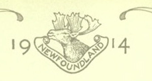 Royal Newfoundland Regiment Insignia