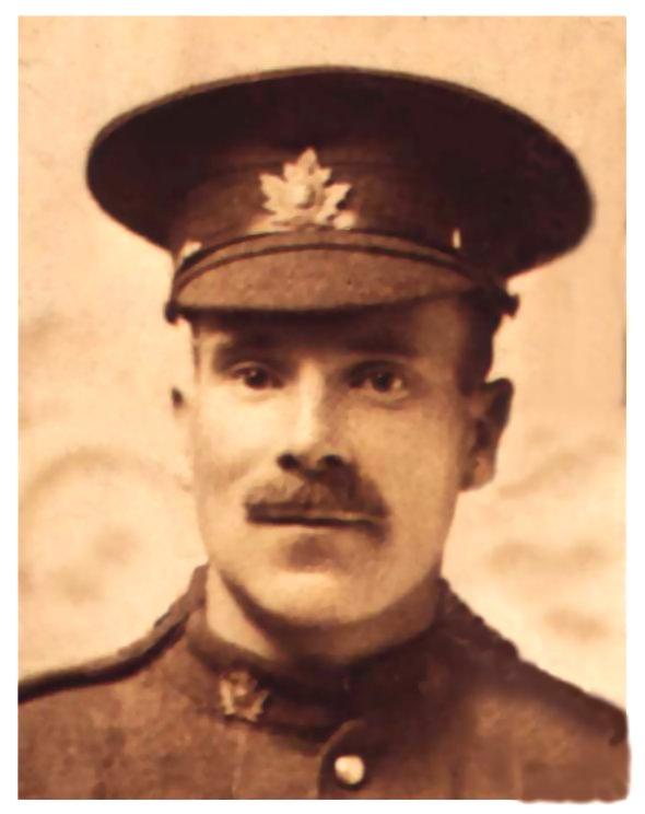 Photo of Alfred J. Barrett