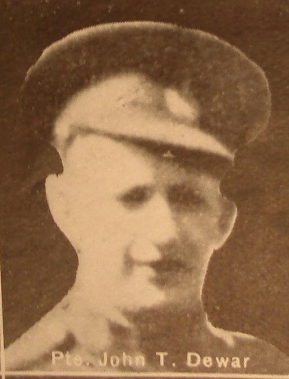 Photo of John Taylor Dewar