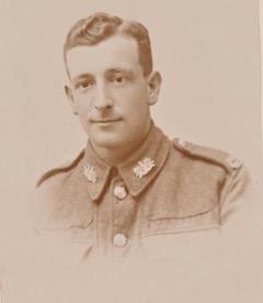 Photo of Gordon Edgerley