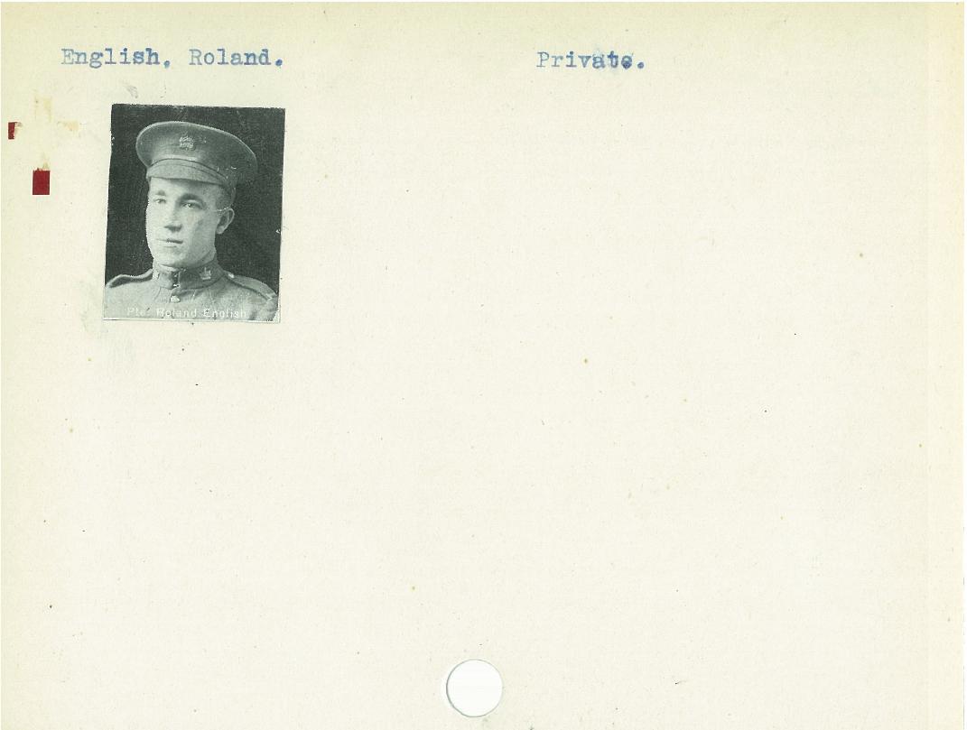 Photo of ROLAND ENGLISH