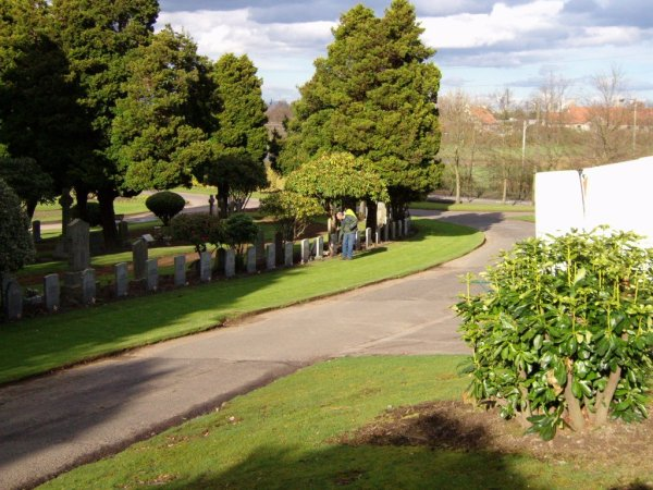 Grangemouth (Grandsable) Cemetery