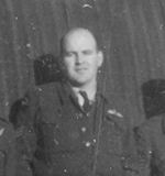 Group Photo– Arnold Gibson is seen relaxing with his crew.