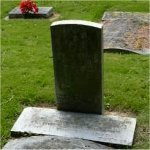 Grave Marker– Gravemarker of Private Otto D. Rempel of the Royal Canadian Engineers. He died on December 27, 1945 and he is buried at the South Poplar Cemetery in Abbotsford,  British Columbia.
