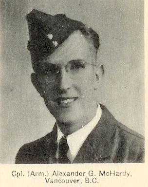 Photo of Alexander McHardy