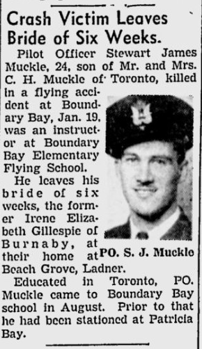 Newspaper clipping– From the Vancouver Sun. Submitted for the project, Operation: Picture Me