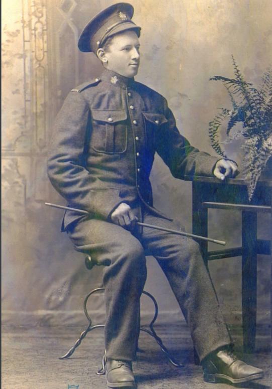 Photo of GESTUR ERNEST HJALMARSON