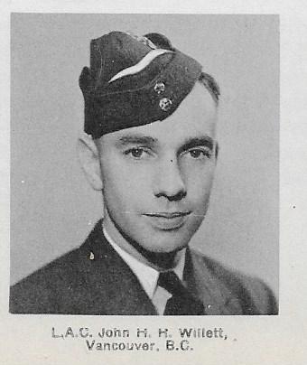 Photo of John Henry Reginald Willett