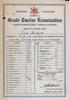 Report Card– Submitted for the project, Operation Picture Me