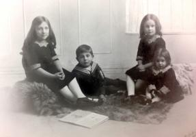 Group Photo– William's family. Submitted for the project, Operation Picture Me