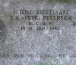 Grave Marker– Photo courtesy of Julie Clements.