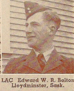 Photo of Edward Bolton– Submitted for the project, Operation: Picture Me