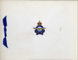 RCAF Badge– Submitted for the project, Operation Picture Me