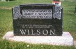 Grave Marker– Grave marker at Lakeview Cemetery in Stettler Alberta