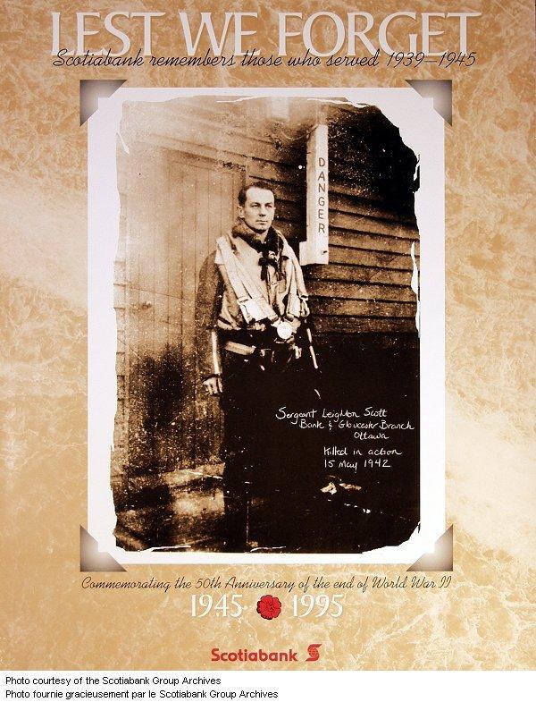 Poster commémorative